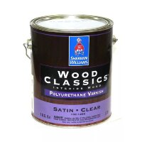 Sherwin-Williams Wood Classics Polyurethane Varnish / Шервин Вильямс Вуд Классикс Полиуретан Ваниш