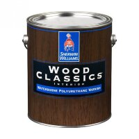 Sherwin-Williams Wood Classics Waterborne Polyurethane Varnish / Шервин Вильямс Вуд Классикс Вотеборн Полиуретан Ваниш лак