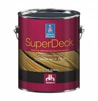 Sherwin-Williams SuperDeck Exterior Sealer / Шервин Вильямс СуперДек Экстериор Силер прозрачная пропитка фасадная