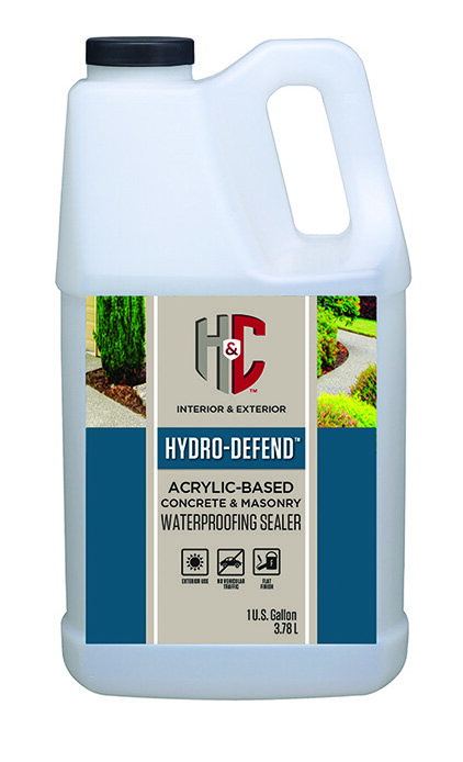 Sherwin-Williams H&C Hydro-Defend Concrete&Masonry Waterproofer Sealer / Шервин Вильямс ХС Гидро-Дефенд Конкрит Масонри Вотепруфе Силер