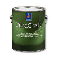 Sherwin Williams DuraCraft Exterior Acrylic Flat / Шервин Вильямс ДураКрафт Экстериор Акрилик Флат краска