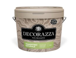 Decorazza Travertino Naturale / Декоразза Травертино Натурале натуральная известковая штукатурка