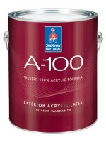 Sherwin-Williams A-100 Exterior Latex Flat / Шервин Вильямс А-100 Экстериор Латекс Флат