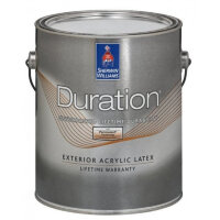 Sherwin-Williams Duration Exterior Latex Flat / Шервин Вильямс Дюрешн Экстериор Латекс Флат
