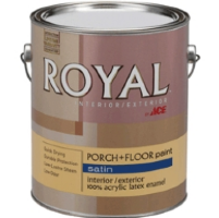 Royal Satin Latex Porch & Floor Enamel/ Роял Сатин Латекс Порш Флур Энамел эмаль акриловая для полов Porsh&Floor
