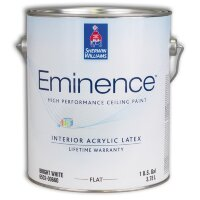 Sherwin-Williams Eminence Low Voc / Шервин Вильямс Эминенс Лоу Вок краска для потолков