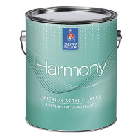 Sherwin Williams Harmony Interior Acrylic Latex / Шервин Вильямс Гармони Интериор Акрилатик Латекс Гипоаллергеная краска