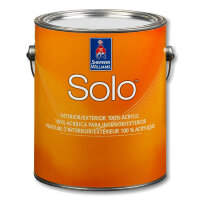 Sherwin-Williams Solo Acrylic Interior/Exterior / Шервин Вильямс Соло Акрилик Интериор/Экстериор краска