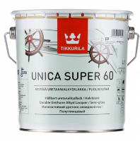 Tikkurila Unica Super 60 / Тиккурила Уника Супер 60 яхтный лак