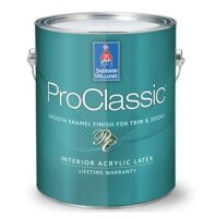 Sherwin-Williams ProClassic Alkyd Interior Acrylic Enamel / Шервин Вильямс ПроКлассик Алкид Интериор Акрилик Энамел эмаль