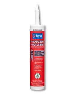 Sherwin Williams PowerHouse™ Siliconized Acrylic Latex Sealant / Шервин Вильямс ПауерХаус Силиконизев Акрилик Латекс Силент герметик